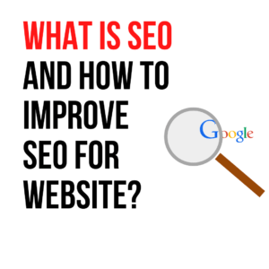 Guide on how improve SEO